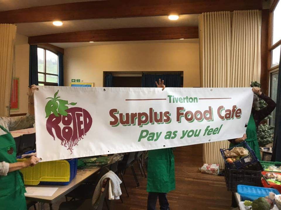 Rerooted - pay what you feel café